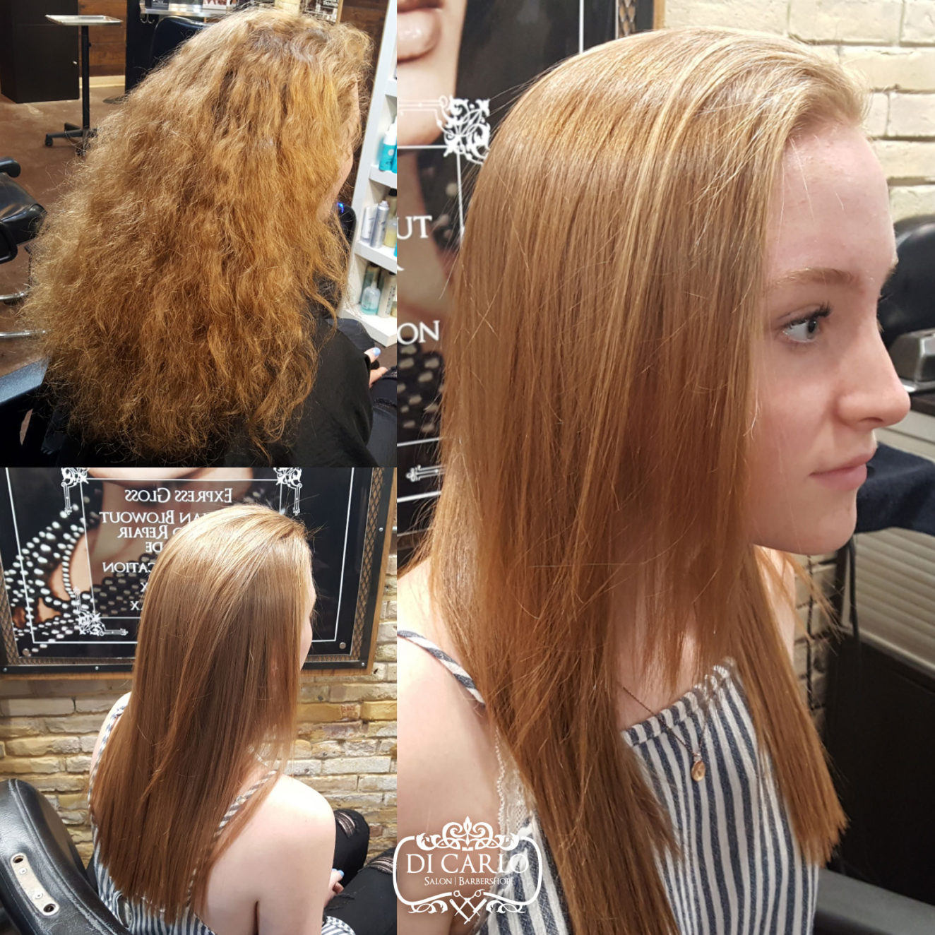 Brazilian Blowout Hair Smoothing Treatments Downtown